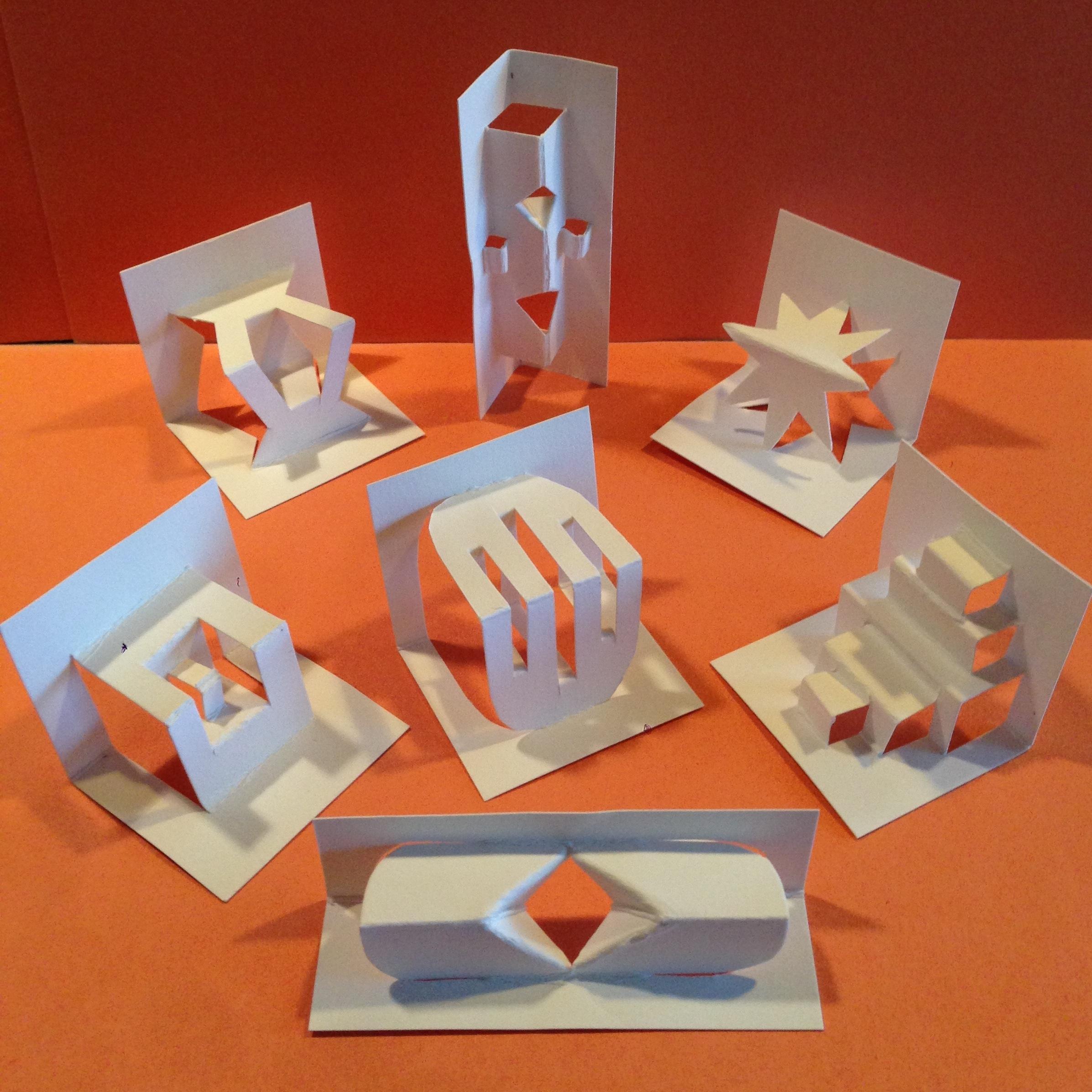 paper arts crafts ticklehead