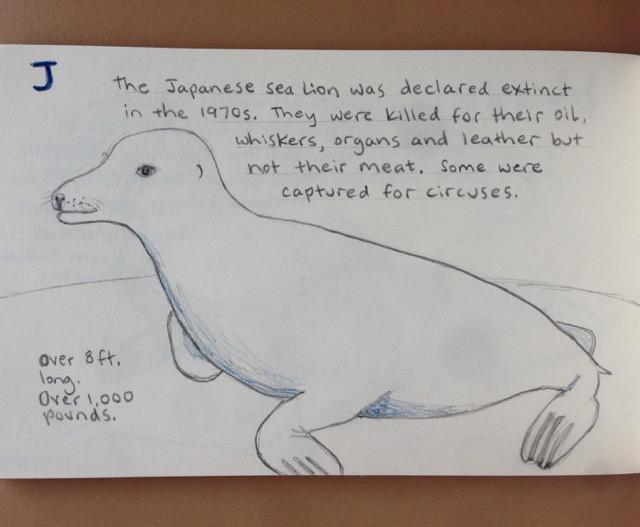 Prehistoric Animals Extinctj Chickie Roo Homeschool Extinct Animals To Ticklehead