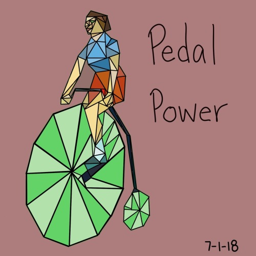 78/100 Penny Farthing