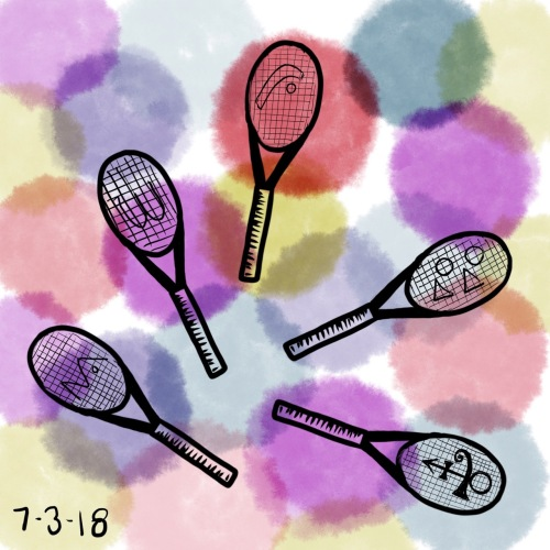 82/100 Tennis