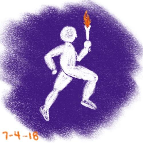 85/100 torch