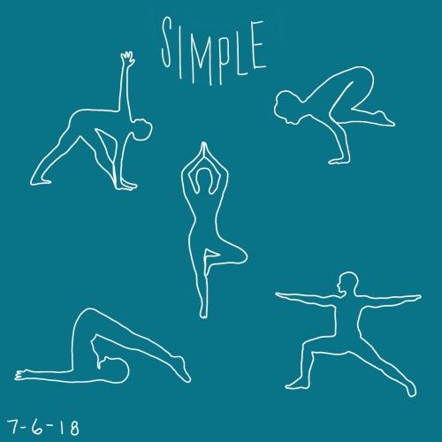 89/100 yoga
