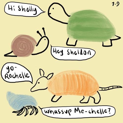 92/100 Shelly