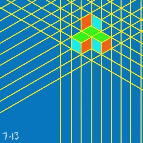98/100 cubes